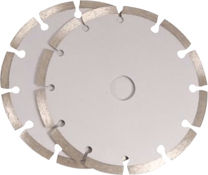 Ferm Diamond disc 125 mm 2 pieces