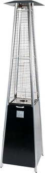 Arpe Sears Flameheater Zwart 190 cm