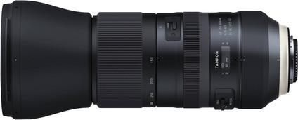 Tamron 150-600mm f/5-6.3 Di VC USD G2 Nikon