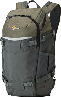 Lowepro Flipside Trek BP 250 AW Gray/Dark Green