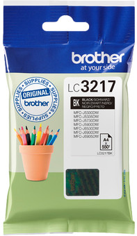 Brother LC-3217 Cartridge Black
