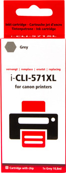 G&G CLI-571XL Cartridge Gray