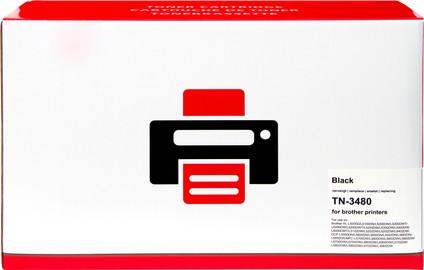 Pixeljet TN-3480 Toner Cartridge Black (High Capacity)