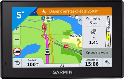 Garmin DriveAssist 51 LMT-S Europe