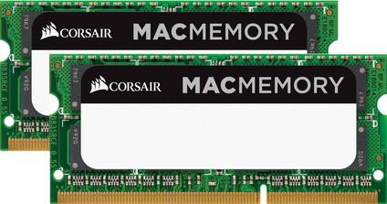 Corsair Apple Mac 16GB SODIMM DDR3L-1600 2x8GB