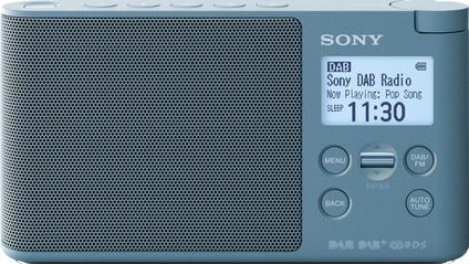 Sony XDR-S41DL Blue