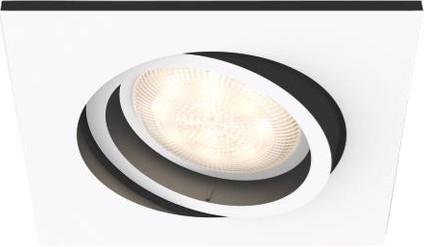 Philips Hue Milliskin Recessed Spot Light White Ambiance White - Square
