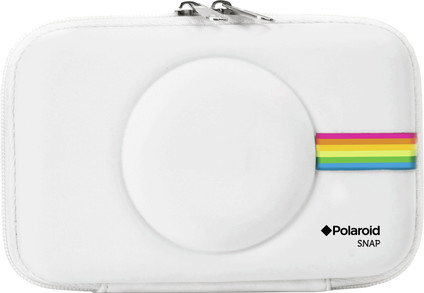 Polaroid Snap Eva Case White