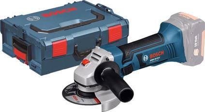 Bosch GWS 18-125 V-LI (without battery)