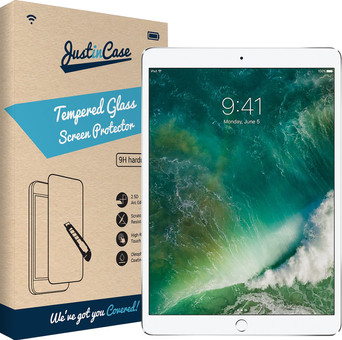 Just in Case Apple iPad Air (2019) and Pro 10.5 inches Screen Protector Glass