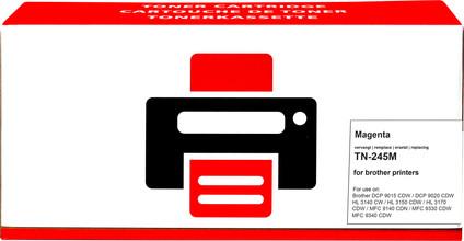 Pixeljet TN-245 Magenta for Brother printers