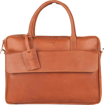 Burkely Vince 14 inches Cognac