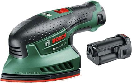 Bosch EasySander 12 + 2nd battery