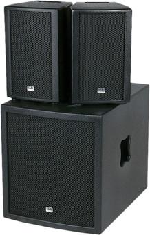 DAP-Audio Club Mate I (per pair with subwoofer)