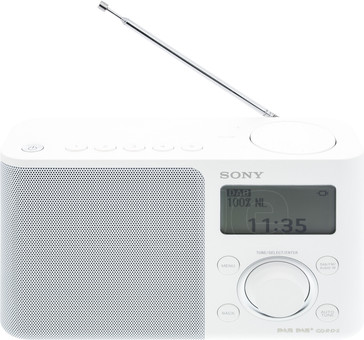 Sony XDR-S61D White