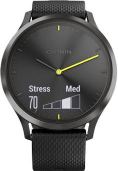 Garmin Vivomove HR Sport Black - M/L