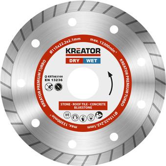 Kreator Diamond disc Premium Turbo 115 mm