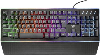Trust GXT 860 Thura Semi-mechanical Keyboard QWERTY