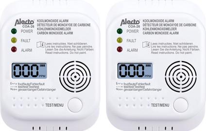 Alecto COA-26 Duo Pack
