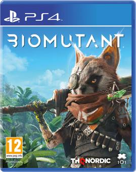 Biomutant PS4