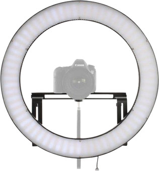 Falcon Eyes Bi-Color LED Ring Light DVR-512DVC