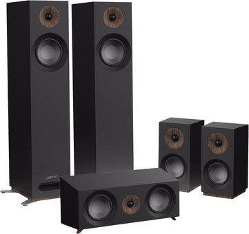 Jamo S 805 HCS Surround Set Black