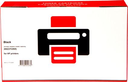 Pixeljet 26A Toner Cartridge Black