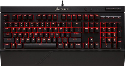 Corsair K68 Cherry MX Red Gaming Keyboard QWERTY