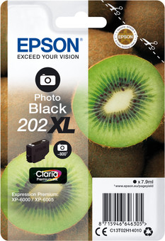 Epson 202XL Cartridge Photo Black
