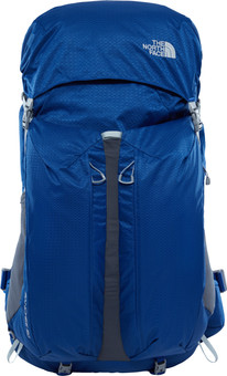 The North Face Women's Banchee 50L Sodalite Blue/Gray - SlimFit