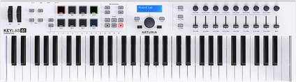 Arturia Keylab Essential 61 White