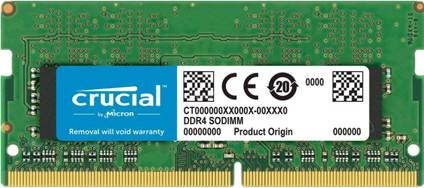 Crucial Apple 16GB SODIMM DDR4-2400 1x 16GB