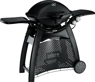 Weber Q3200 Stand Black