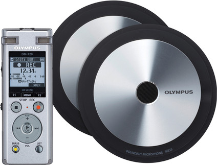 Olympus DM-720 Measurement and Record Kit Large Edition
