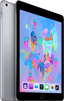 Refurbished iPad (2018) 32GB WiFi + 4G Space Gray