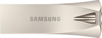 Samsung USB Flash Drive Bar Plus Silver 64GB