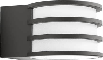 Philips Hue Lucca Wall Lamp White Outdoors