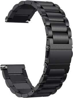 Just in Case Fitbit Versa RVS Watchband Black