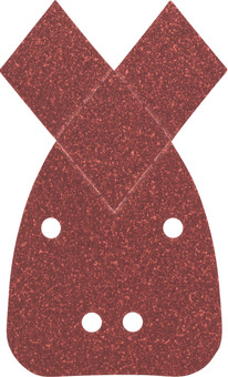 Bosch Sandpaper set K80, K120, K180 (25x)