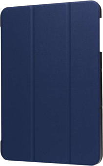 Just in Case Samsung Galaxy Tab S4 Smart Tri-Fold Case Blue