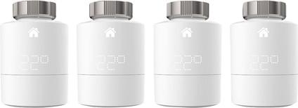 Tado Smart Radiator Thermostat 4-Pack (expansion)