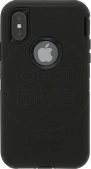 Otterbox Defender Apple iPhone Xs Back Cover Black
