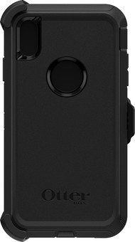 Otterbox Defender Apple iPhone XS Max Back Cover Black