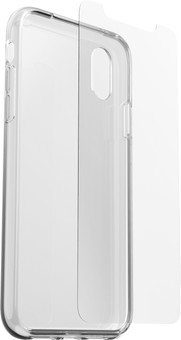 Otterbox Clearly Protected Skin Alpha Glass Apple iPhone Xr Full Body Transparent