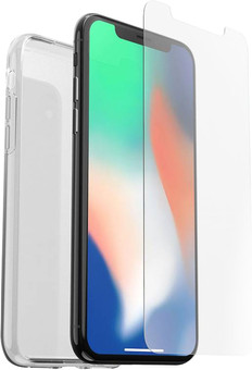 Otterbox Clearly Protected Skin Alpha Glass Apple iPhone Xs Max Full Body Transparent