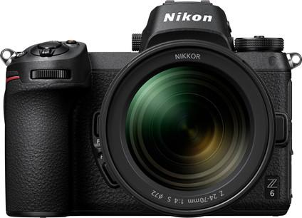 Nikon Z6 + 24-70mm f / 4.0 S + FTZ Adapter Kit