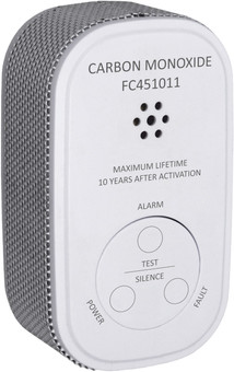 ELRO FC4510 Mini Carbon Monoxide Detector (10 years)
