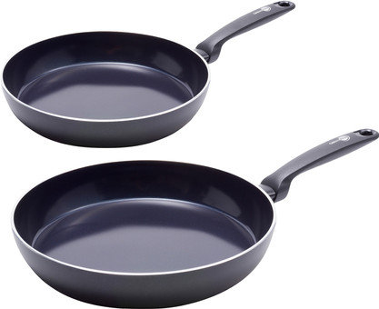 GreenPan Torino ceramic pan set - 24 & 28 cm