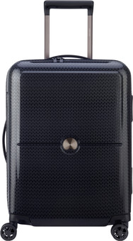 Delsey Turenne Slim Cabin Size Spinner 55cm Black