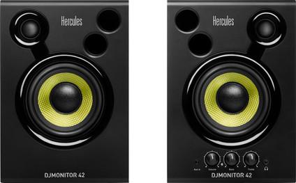 Hercules DJMonitor 42 Duo Pack